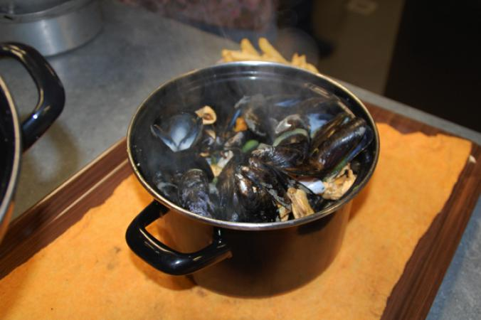 37ème Week-end aux Moules