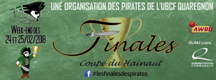 U14F: La finale des pirates